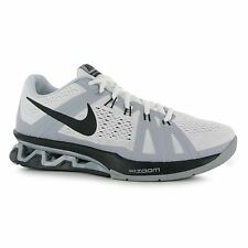 Nike Reax LightSpeed Training Shoes Mens White/Black Fitness Trainers Sneakers
