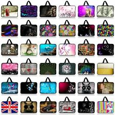 """15"""" 15.4"""" 15.6"""" Toshiba Acer HP Dell Samsung Asus Laptop Sleeve Case Bag Cover"""