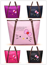 New Hellokitty Handbag Shoulder Bag Tote Shopping Purse AA-0039