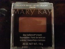 Mary Kay Day Radiance Cream Foundation FREE GIFT WITH 3!!! Buy ANY THREE items f