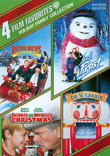 Holiday Family Collection: 4 Film Favorites DVD, 2012, CHRISTMAS BRAND NEW