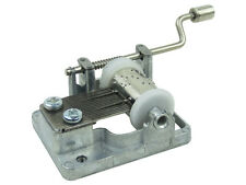 Hand Crank Musical Movements Parts For Music Box