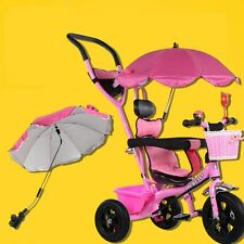 Top Quality Pushchair Baby Pram Parasol Sun Protection UV Rays Stroller Umbrella