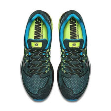 Nike AIR ZOOM STRUCTURE 18 Men's Running Shoes 10 11   Blue Volt Silver
