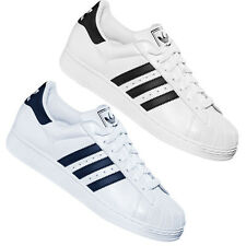 Adidas Originals Superstar 2 Trainers Shoes Leather II Gazelle NEW