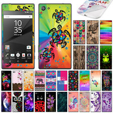 """For Sony Xperia Z5 Compact 4.6"""" Pattern Vinyl Skin Decal Sticker Cover Protector"""