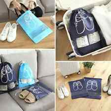 5/10Pcs Non-Woven Fabric Dust-Proof Travel Pack Shoe Storage Bag Home Organizer