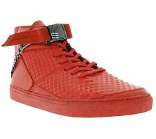 NEW CAYLER & SONS Hamachi Shoes Trainers High Top Red Casual Shoes Trainers