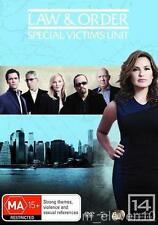 Law And Order SVU : SEASON 14 : NEW DVD