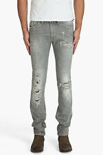 Diesel Jeans Thanaz 8S2 Slim-Skinny Fit Straight Leg 008S2