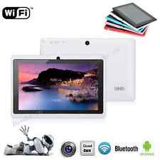 "Allwinner 7"" HD Unlocked Tablet PC 8GB Wi-Fi Quad Core Google Android 4.4 Tablet"