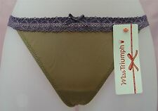 TRIUMPH MISS SEXY & LACE STR STRING THONG SINGLE PACK