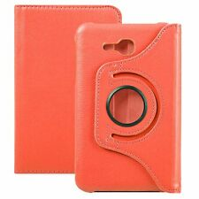 PU Leather 360 Degree Rotating Smart Folio Cover Case for Samsung Galaxy Tab AUS