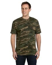 Anvil-Ringspun Heavyweight Camouflage T-Shirt-939