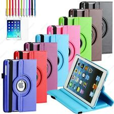 New Design Apple iPad PU Leather Case Standing Protective Smart Cover Wake/Sleep