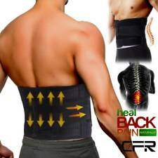 Magnetic Heat Waist Belt Brace For Pain Relief Lower Back Therapy Support SFC