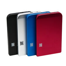 "USB 3.0 USB 2.0 Sata 2.5"" Hard Disk Drive HDD SSD External Enclosure Case Cable"