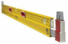 Stabila Type 106T Plate Level 2® 6ft-10ft and 7ft-12ft (New)