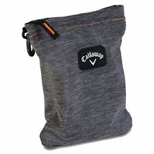 Callaway 2016 Golf Clubhouse Valuables Pouch Mens Golf Accessories Bag