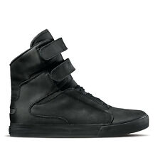 SUPRA Skateboard Shoes SOCIETY II BLACK / BLACK