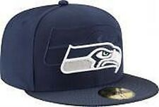 New Era Seattle Seahawks 2016 Official NFL Sideline 59fifty Fitted Cap Men's New
