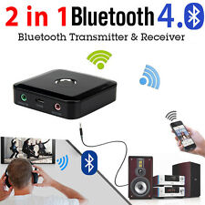 Bluetooth 4.0 Receiver Transmitter 2in1 Stereo Music Audio Bluetooth Adapter Lot
