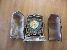 Antique carriage clock French ?