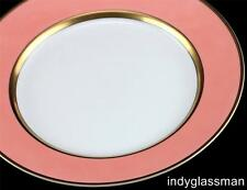 "Fitz & Floyd RENAISSANCE PEACH 7 1/2"" Salad Plate UNUSED (1 left)"