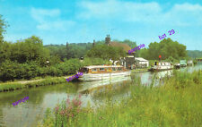 Canal Leighton Buzzard,Vintage Old Canal Boats Long Gone OUTSTANDING VIEW