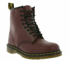 NEW Dr. Martens 1460 8-Eye Cherry Red Boots Outdoorstiefel red 10072600