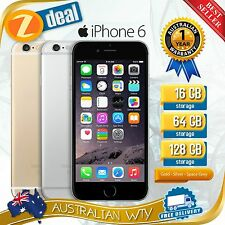 Apple iPhone 6 Factory Unlocked Smartphone 4G LTE DualCore 8MP No Finger Sensor