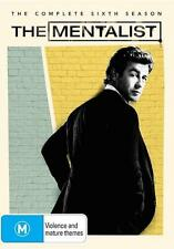 The Mentalist SEASON 6 : NEW DVD