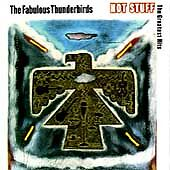 Hot Stuff: The Greatest Hits by The Fabulous Thunderbirds (CD & SLEEVE ONLY)