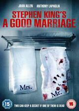 STEPHEN KING'S  - A GOOD MARRIAGE - NEW / SEALED DVD - UK STOCK