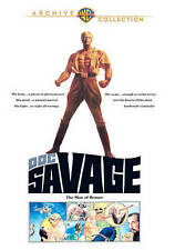 Doc Savage - The Man of Bronze (DVD, 2009)
