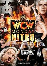WWE: The Very Best of WCW Monday Nitro (DVD, 2011, 3-Disc Set)