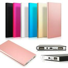 20000/50000mAh Portable Charger Dual USB External Battery Power Bank Reliable