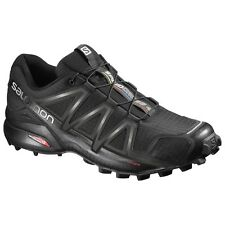 Scarpa Trail Running Shoes SALOMON SPEEDCROSS 4 Black black