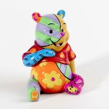 Romero Britto Disney Winnie the Pooh Bear Mini Pop Art Figurine
