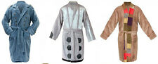 NEW 3 styles DOCTOR WHO Bath Robe Dressing Gown Captain Jack Dalek fourth Doctor