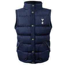 Tottenham Hotspur FC Official Soccer Gift Boys Padded Body Warmer Gilet