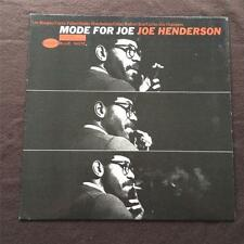 JOE HENDERSON - MODE FOR JOE - JAZZ VINYL LP 1984 BLUE NOTE DMM (US ISSUE)