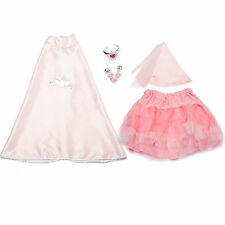 Happyfish Girls Halloween Princess Costumes Set Dress Up Trunk Birthday Party