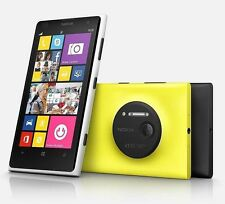 "Unlocked  4.5"" NOKIA LUMIA 1020 4G LTE Windows 8 GSM Smartphone 32G  41MP USCH"