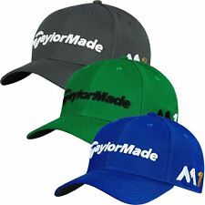 2016 TaylorMade New Era Tour 39Thirty Stretch Hat  Structured Mens Golf Cap