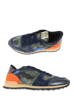 Valentino Shoes -10% Leather MADE IN ITALY Man Oranges LY0S0723TCC-U48