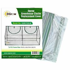 Ogrow Greenhouse Cloche Replacement Cover