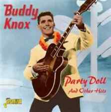 Buddy Knox-Party Doll and Other Hits  CD NEW