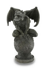 Scratch & Dent Right Facing Guardian Gargoyle Stone Look Statue