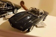"Franklin Mint - Rare 1963 (MAKO SHARK) Corvette ""mint"" w/Original Boxes"